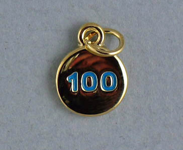 TOTALLY STROKED 100 Charm 100Charm