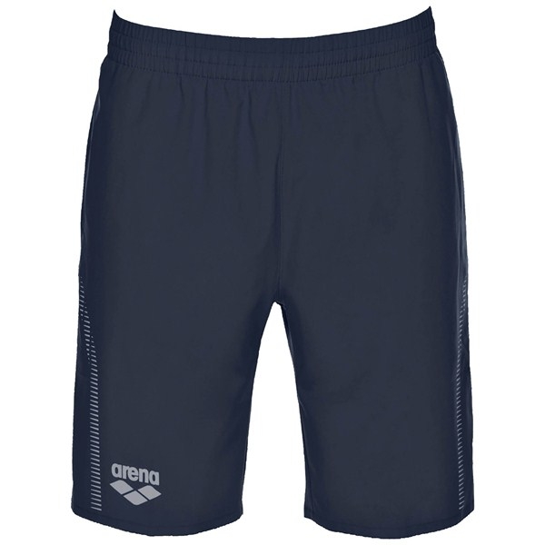 ARENA Team Line Long Bermuda Short - Youth (Navy)