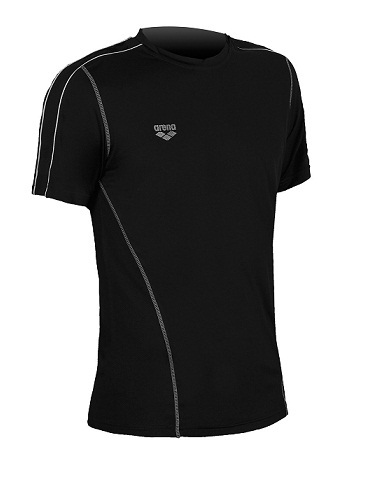 ARENA Men's Charge Team Training T-Shirt (Black (50))