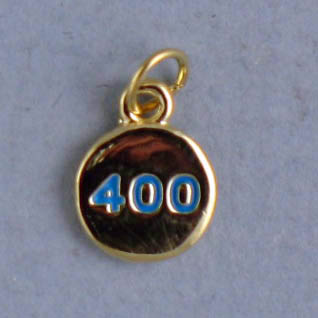 TOTALLY STROKED 400 Charm 400Charm