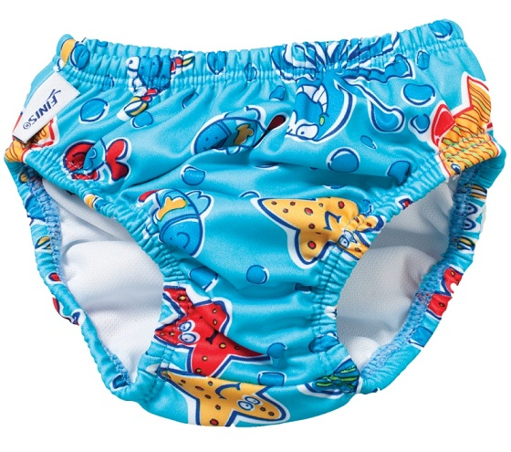 FINIS Swim Diaper (Blue Octupus)