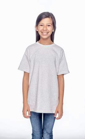 HANES Unisex 6.1 oz. Tagless T‑Shirt - Youth 54500