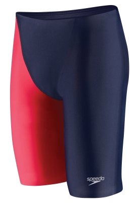 SPEEDO Fastskin LZR Racer� Elite 2 Jammer (22, 26-32 Only) (Navy/Raspberry (483))