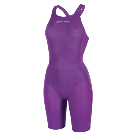 DOLFIN Titanium Knee Suit (Purple (290))