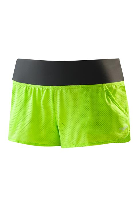 SPEEDO Mesh Cover Up Short (Vibrant Lime�(348))