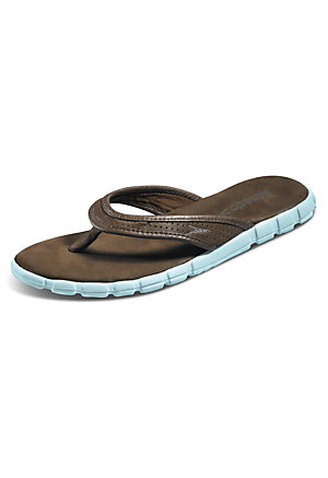 SPEEDO Women's Upshifter Sandal (Brown/Blue (240))