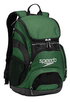 SPEEDO Large Teamster Backpack - 35L With Single Name Embroidery 7520115mono2