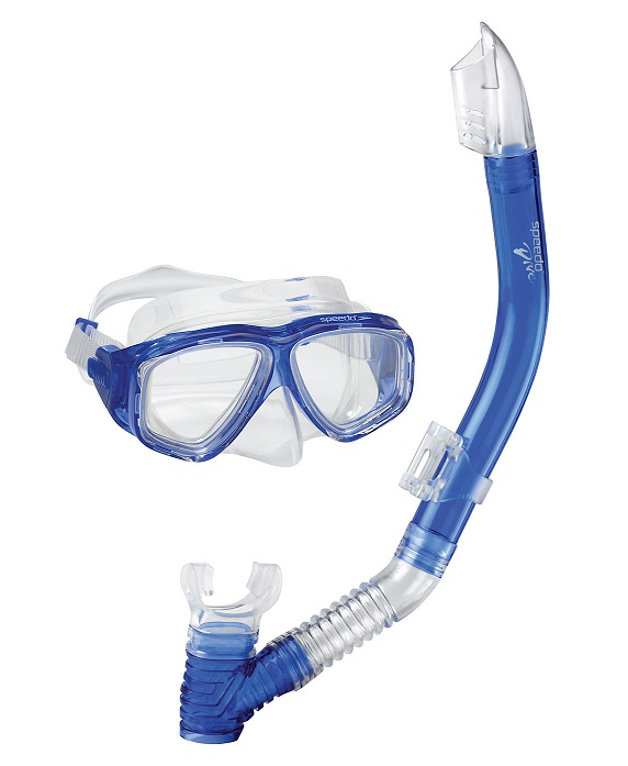 SPEEDO Jr. Adventure Mask & Snorkel Set 7530334