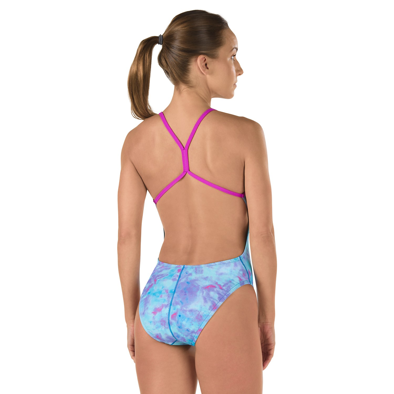 SPEEDO Female Printed One Back 7719613