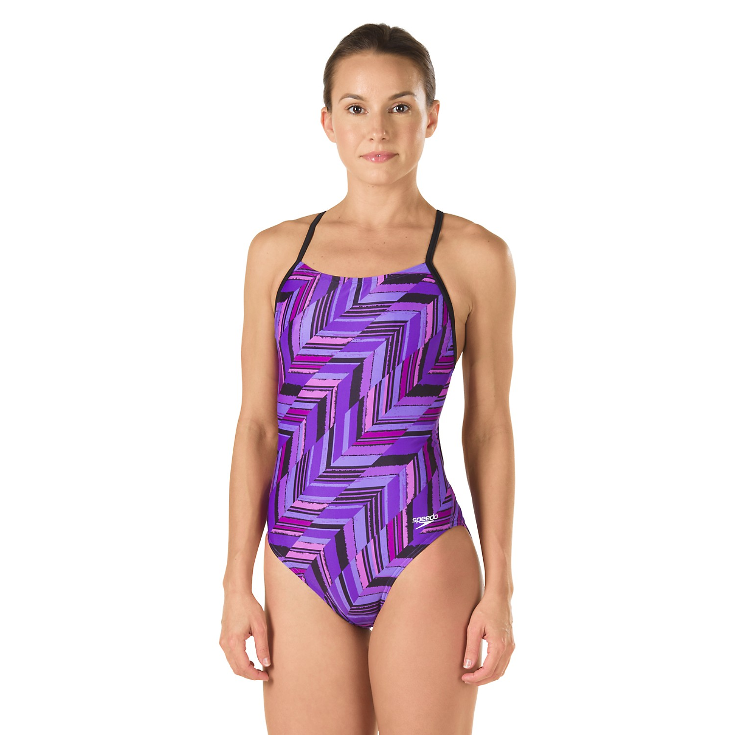 SPEEDO Endurance Angles Free Back - Adult (Speedo Purple (502))