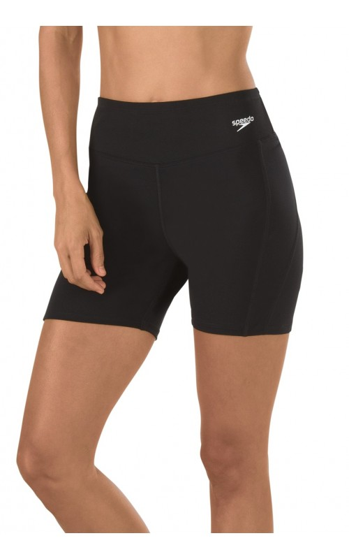 SPEEDO Endurance Plus Women's 5.5 Jammer (Speedo Black (001))