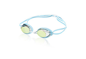 speedo women's goggles (Blue (420))