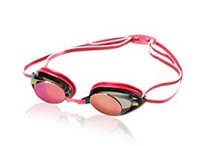 speedo women's goggles (Ruby (641))
