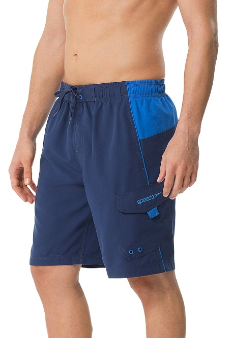 SPEEDO Men's Marina Sport Volley Short  (Speedo Navy (434))