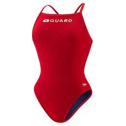 SPEEDO Guard Flyback (US Red (623))