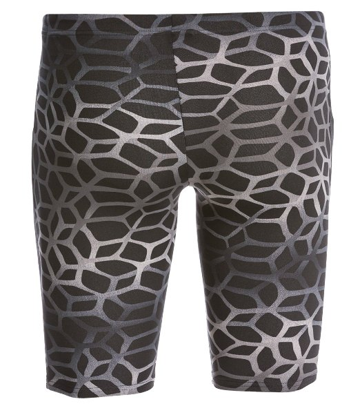 ARENA Polycarbonite II Men's Jammer - MaxLife (Black/Grey)