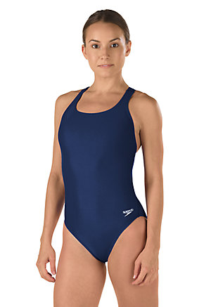 SPEEDO Solid Lycra Super Pro Back - Adult 819002