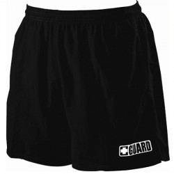 DOLFIN Male GUARD Water Shorts - with Guard Logo (Black)