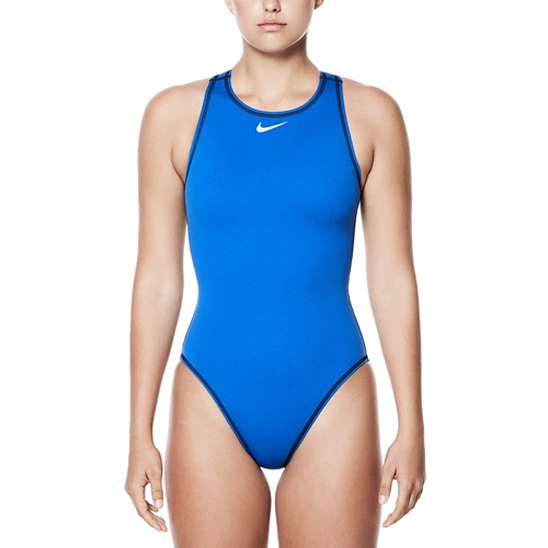 NIKE Water Polo Women Swim Performance Water Polo One Piece (Game Royal (494))