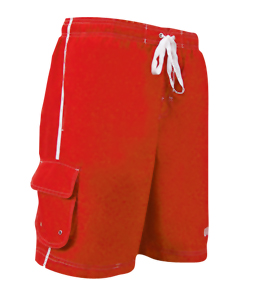 VLX Lifeguard Trunk 21 Inch Male Board Short  9990073