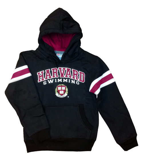 HARVARD Hooded Sweatshirt - 2012 HV93012