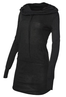 TYR Zoe Hooded Dress - Solid CHSO7A