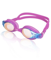 TYR Kid's Swimple Mirrored Goggles (Berry Fizz(479))