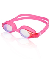 TYR Kid's Swimple Mirrored Goggles (Ras/Pink(661))