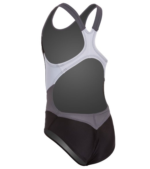 NIKE SWIM Victory Color Block Power Back Tank NESS4038