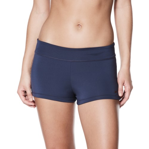 NIKE SWIM Women's Kick Short (Thunder Blue (422))