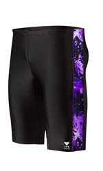 TYR Universe Male Splice Jammer w/ Piping Youth (Purple(510))