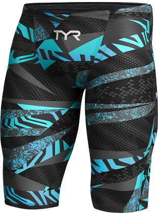 TYR Jammer (Black/Blue(011))