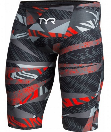 TYR Jammer (Grey/Red (051))