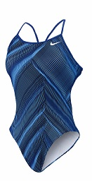 NIKE SWIM Fly Female Cut-Out Tank (Game Royal (494))